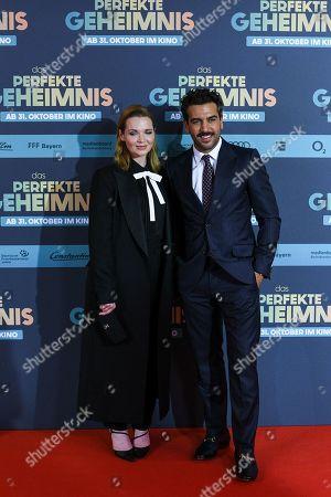 Editorial image of Das perfekte Geheimnis film premiere in Munich, Germany - 21 Oct 2019