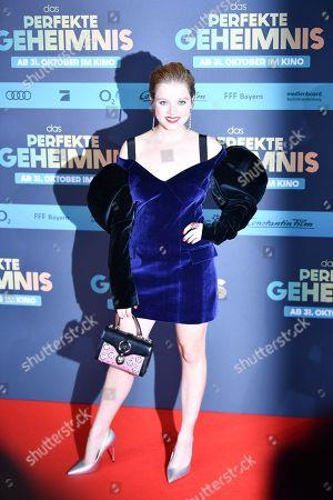Editorial picture of Das perfekte Geheimnis film premiere in Munich, Germany - 21 Oct 2019