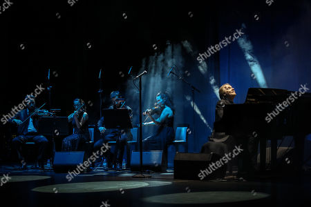 Editorial picture of Richard Clayderman performs in Lisbon, Lisboa, Portugal - 21 Oct 2019
