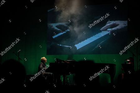 Editorial photo of Richard Clayderman performs in Lisbon, Lisboa, Portugal - 21 Oct 2019