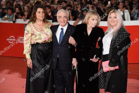 Editorial image of 'The Irishman' premiere, Rome Film Festival, Italy - 21 Oct 2019