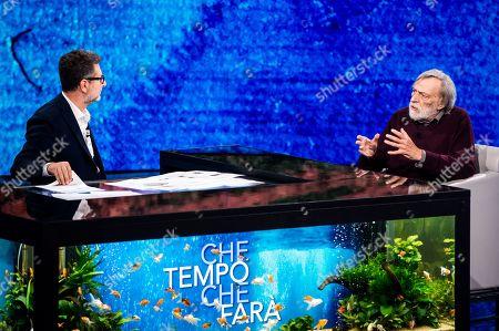 Fabio Fazio, Gino Strada