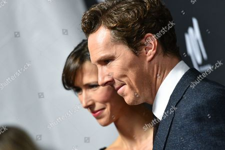 Editorial photo of 'The Current War' film premiere, Arrivals, AMC Lincoln Square 13, New York, USA - 21 Oct 2019