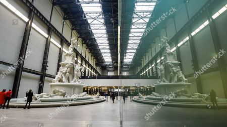 """Preview of """"Fons Americanus"""" by Kara Walker, which has been unveiled as this year's Hyundai Commission at Tate Modern."""