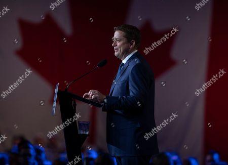 Editorial photo of Federal elections in Canada, Regina - 21 Oct 2019