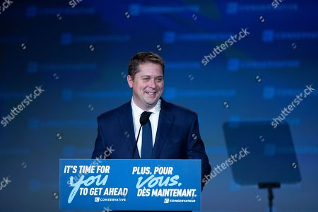 Editorial image of Federal elections in Canada, Regina - 21 Oct 2019