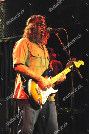 Stock Photo of Brant Bjork