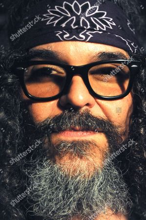 Editorial image of Brant Bjork in concert, Chicago, USA - 27 Sep 2019