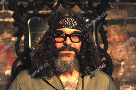 Editorial picture of Brant Bjork in concert, Chicago, USA - 27 Sep 2019