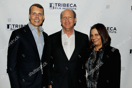 """Editorial photo of TFI benefit at the Museum of Moving Image at a special screening of """"THE IRISHMAN"""", New York, USA - 21 Oct 2019"""