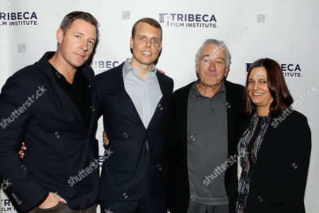 Edward Burns, David Earls, Robert De Niro, Amy Hobby