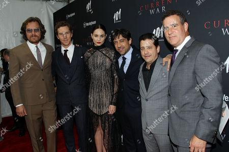 Michael Shannon, Benedict Cumberbatch, Tuppence Middleton, Alfonso Gomez-Rejon, David Glasser, David Hutkin