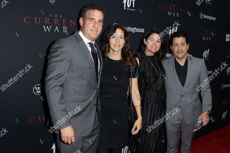 Stock Picture of David Hutkin, David Glasser with Guests