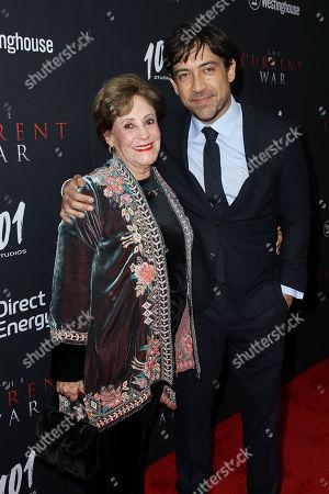 Alfonso Gomez-Rejon with Mother