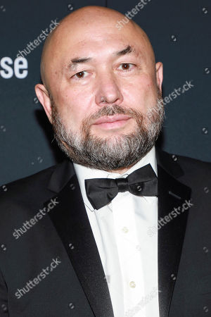 """Timur Bekmambetov attends the premiere for NY Premiere of """"The Current War: Director's Cut"""" at AMC Lincoln Square, in New York"""