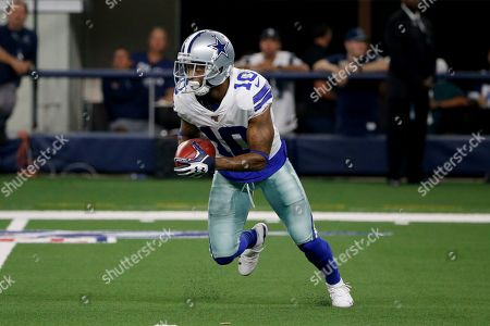 Dallas Cowboys wide receiver Tavon Austin (10) carries the ball during an NFL football game against the Philadelphia Eagles in Arlington, Texas