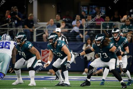 Editorial picture of Eagles Cowboys Football, Dallas, USA - 20 Oct 2019