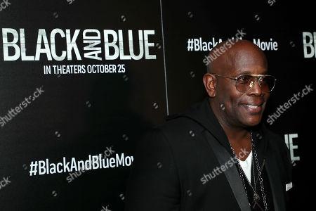 James Moses Black