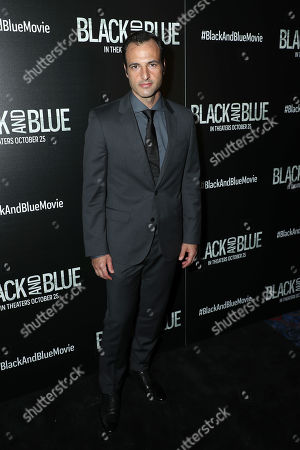 """Editorial picture of Screen Gems Hosts a Special New York Screening of """"Black and Blue"""", USA - 21 Oct 2019"""