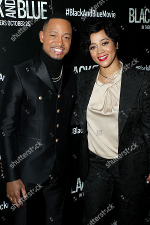 Terrence J, Roxanne Taylor (Producer)