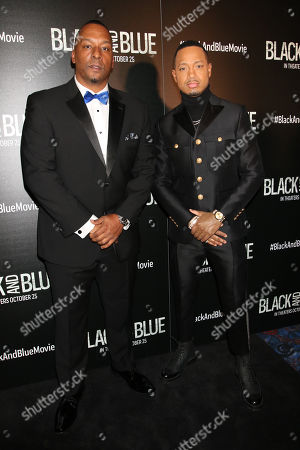 Deon Taylor and Terrence J