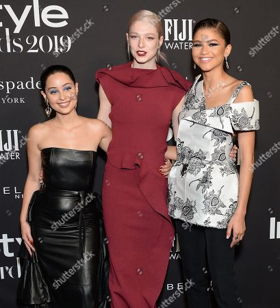 Alexa Demie, Hunter Schafer and Zendaya