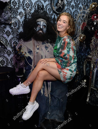 Stock Picture of Haley Lu Richardson