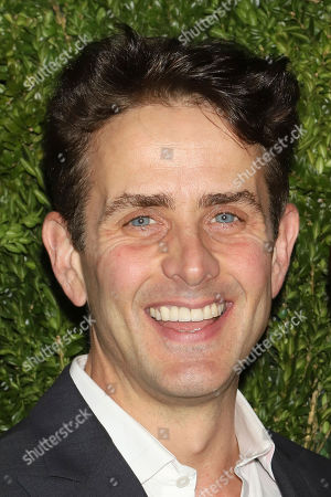 Joey McIntyre attends the God's Love We Deliver Golden Heart Awards at Cipriani South Street, in New York
