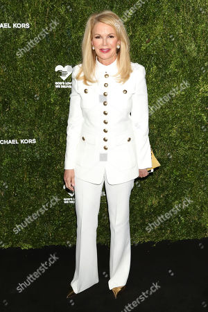 Stock Image of Blaine Trump attends the God's Love We Deliver Golden Heart Awards at Cipriani South Street, in New York