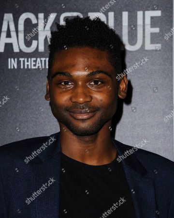 """Editorial image of NY Special Screening of """"Black and Blue"""", New York, USA - 21 Oct 2019"""