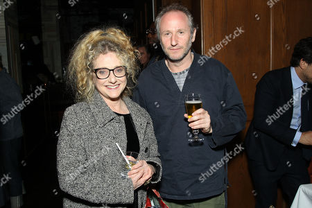 Carol Kane and Dan Ross