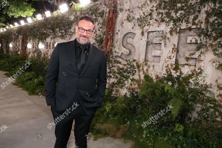 """Aleks Paunovic at the """"See"""" Apple TV+ World Premiere Event at the Regency Village Theater in Los Angeles, California."""