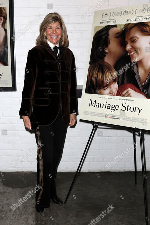 """Editorial image of New York Tastemaker for NETFLIX's """"MARRIAGE STORY"""", USA - 21 Oct 2019"""