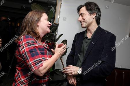 Rachel Dratch and Noah Baumbach (Writer, Director)