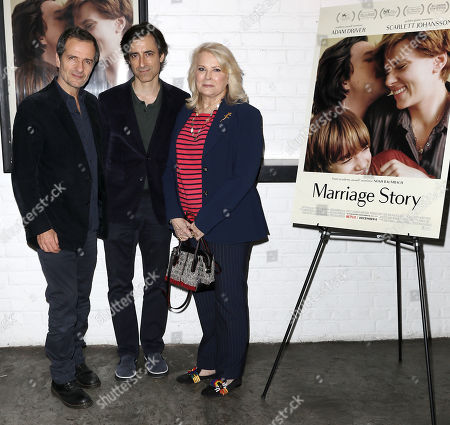 """Editorial picture of New York Tastemaker for NETFLIX's """"MARRIAGE STORY"""", USA - 21 Oct 2019"""
