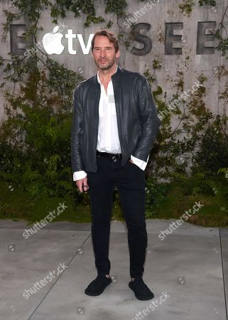 Editorial photo of 'See' TV show premiere, Regency Village Theatre, Los Angeles, USA - 21 Oct 2019