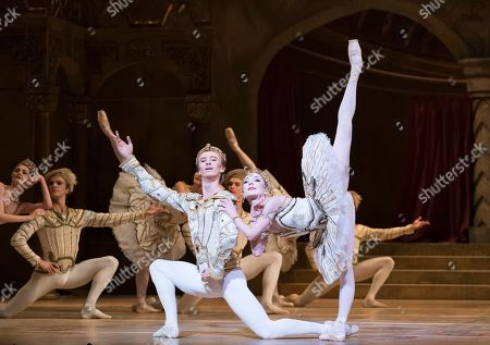 Editorial image of 'Raymonda Act III' Ballet performed by the Royal Ballet at the Royal Opera House, London, UK - 21 Oct 2019