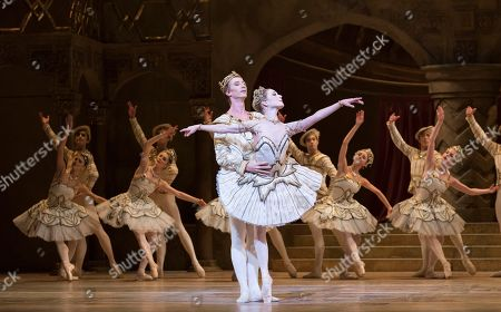 Editorial photo of 'Raymonda Act III' Ballet performed by the Royal Ballet at the Royal Opera House, London, UK - 21 Oct 2019