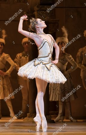 Editorial picture of 'Raymonda Act III' Ballet performed by the Royal Ballet at the Royal Opera House, London, UK - 21 Oct 2019