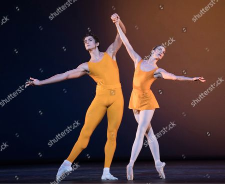 Editorial photo of 'Concerto' Ballet performed by the Royal Ballet at the Royal Opera House, London, UK - 21 Oct 2019