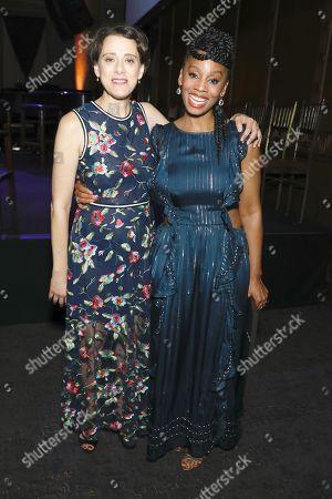 Judy Kuhn and Anika Noni Rose