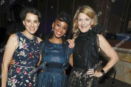 Stock Photo of Judy Kuhn, Anika Noni Rose and Victoria Clark