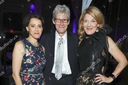 Judy Kuhn, Ted Chapin and Victoria Clark
