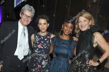Ted Chapin, Judy Kuhn, Anika Noni Rose and Victoria Clark