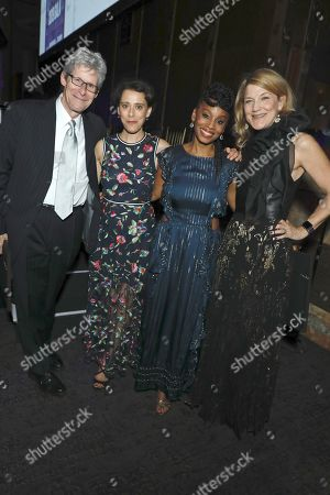 Stock Photo of Ted Chapin, Judy Kuhn, Anika Noni Rose and Victoria Clark