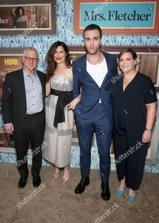Editorial picture of 'Mrs. Fletcher' TV show premiere, Arrivals, Avalon and Bardot, Los Angeles, USA - 21 Oct 2019