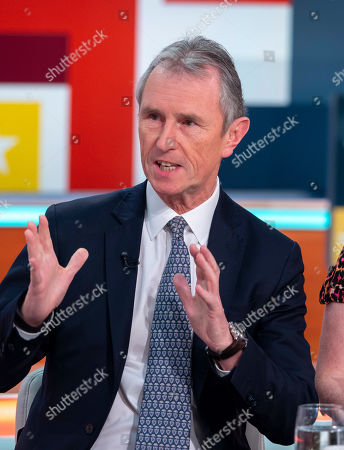 Editorial picture of 'Good Morning Britain' TV show, London, UK - 22 Oct 2019