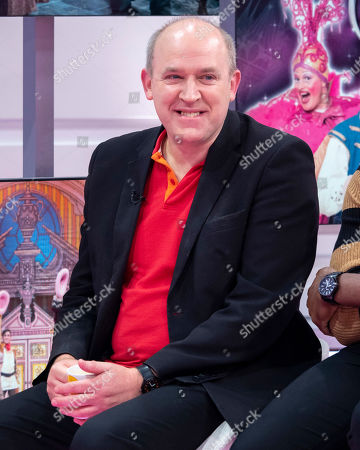 Editorial photo of 'Good Morning Britain' TV show, London, UK - 22 Oct 2019