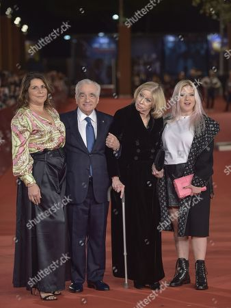 Editorial photo of 'The Irishman' premiere, Rome Film Festival, Italy - 21 Oct 2019
