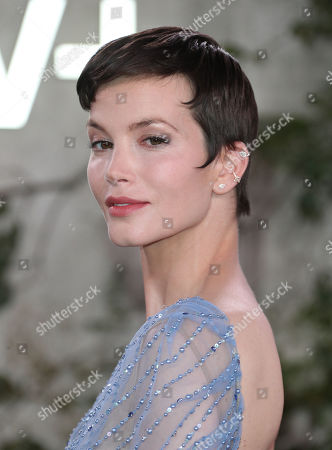 Editorial image of 'See' TV show premiere, Regency Village Theatre, Los Angeles, USA - 21 Oct 2019